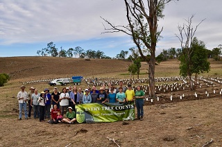 ETC Enmore TSR Planting Group 16 March 2019 320p