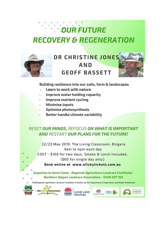 Our Future Recovery and Regeneration Pg 1 640p