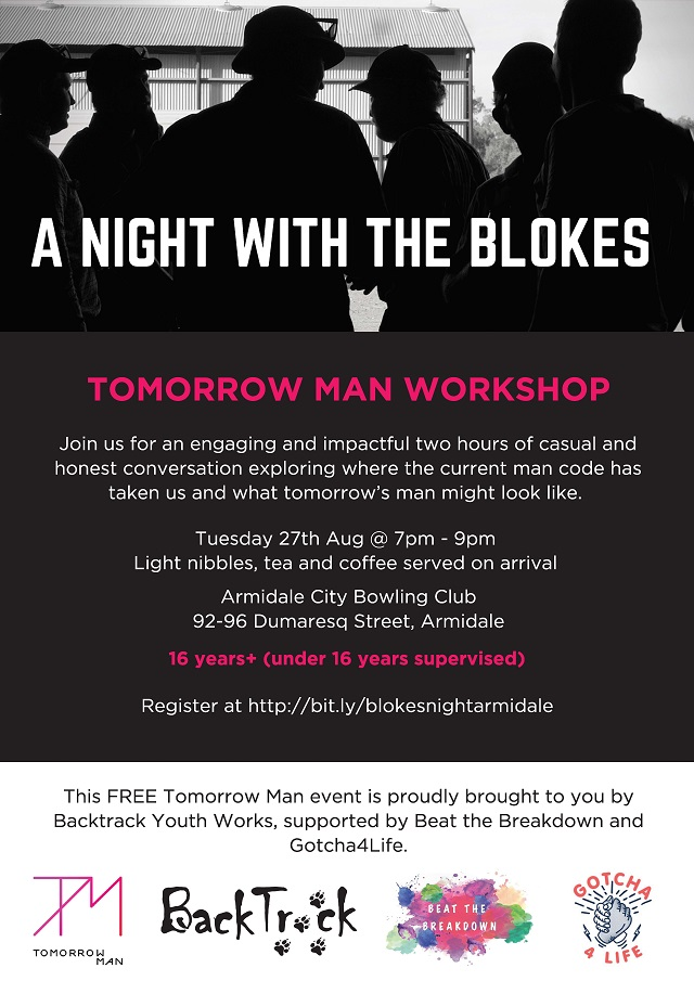 Armidale Night with the Blokes Image