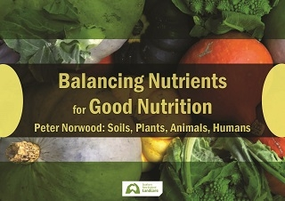 Speaker to Link Soil Health and Human Health