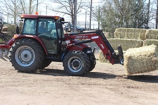 Fodder for bushfire affected farmers