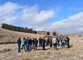'Urandangie' featured at Malpas Catchment field day
